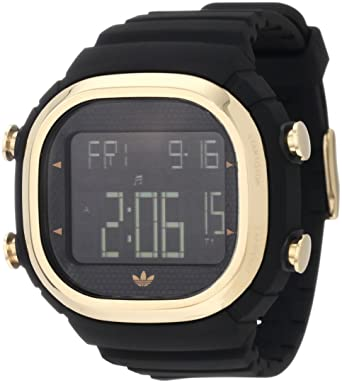 Adidas Mens ADH2046 Black Seoul Digital Watch