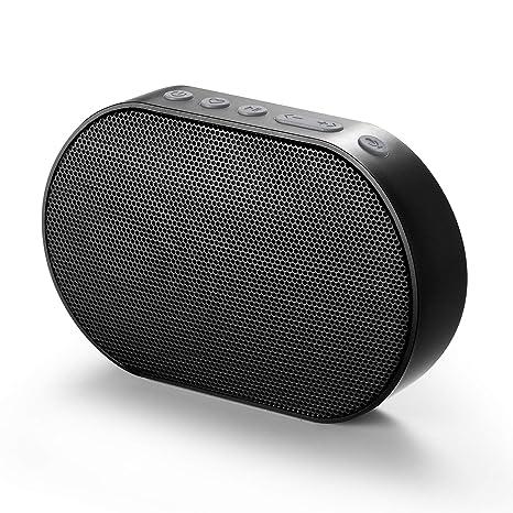 GGMM Wireless Smart Speaker Built-in Alexa Speaker, WiFi Bluetooth Portable  Stereo Speakers, Multi-Room Speaker with 10W Double Driver, Airplay,