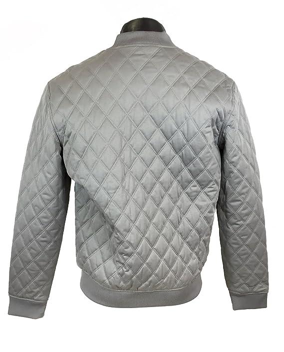 Zara - Chaqueta - para hombre gris gris X-Large: Amazon.es ...