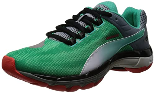 d05a0c76036 Puma Mobium Elite Speed Running Shoes - 10.5 Green  Amazon.co.uk ...