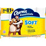 Charmin Essentials Soft Toilet Paper, Bath Tissue, Giant Roll, 36 Count