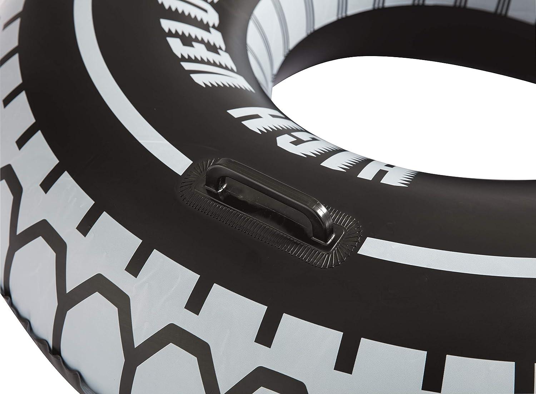 Bestway 36102 Salvagente ruota Grande, cm 119, Durchmesser 119 cm: Bestway 44 inches / 110 cm High Velocity Tyre Tube inflatable: Amazon.es: Juguetes y ...
