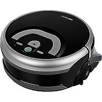 MEDION Wischroboter mit intelligenter Navigation (80 Min Laufzeit, vollautomatische Nassreinigung, 0,8 l Wasserbehälter, MD 18379)