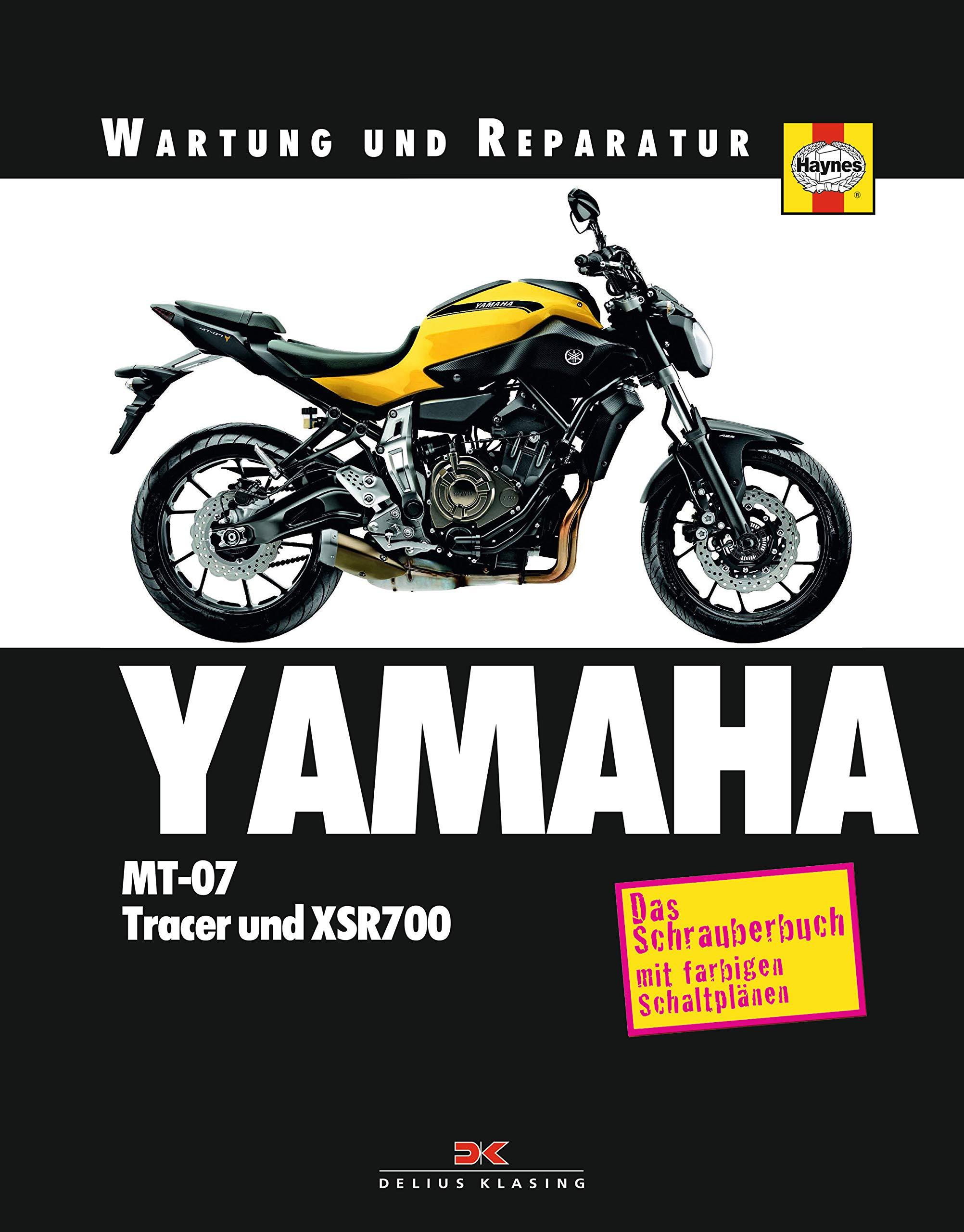 Yamaha Mt 07 Tracer Und Xsr700 Coombs Matthew Bücher