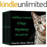 Ashley Crane Cozy Mystery Boxed Set