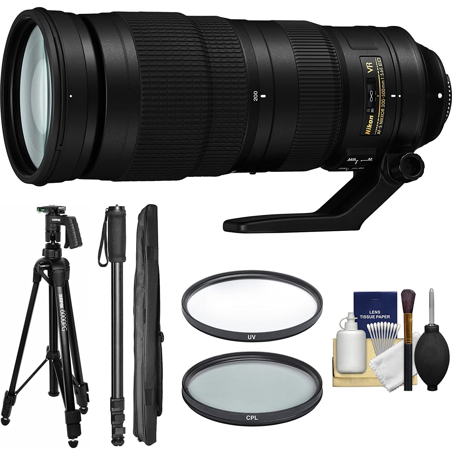 500mm f//8 PRO Super Telephoto Lens for Canon EOS Kiss Digital Rebel T3i 600D 7D