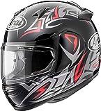 アライ(ARAI) バイクヘルメット フルフェイス クアンタムJ グルーブ レッド 59CM-60CM GROOVE-OR59