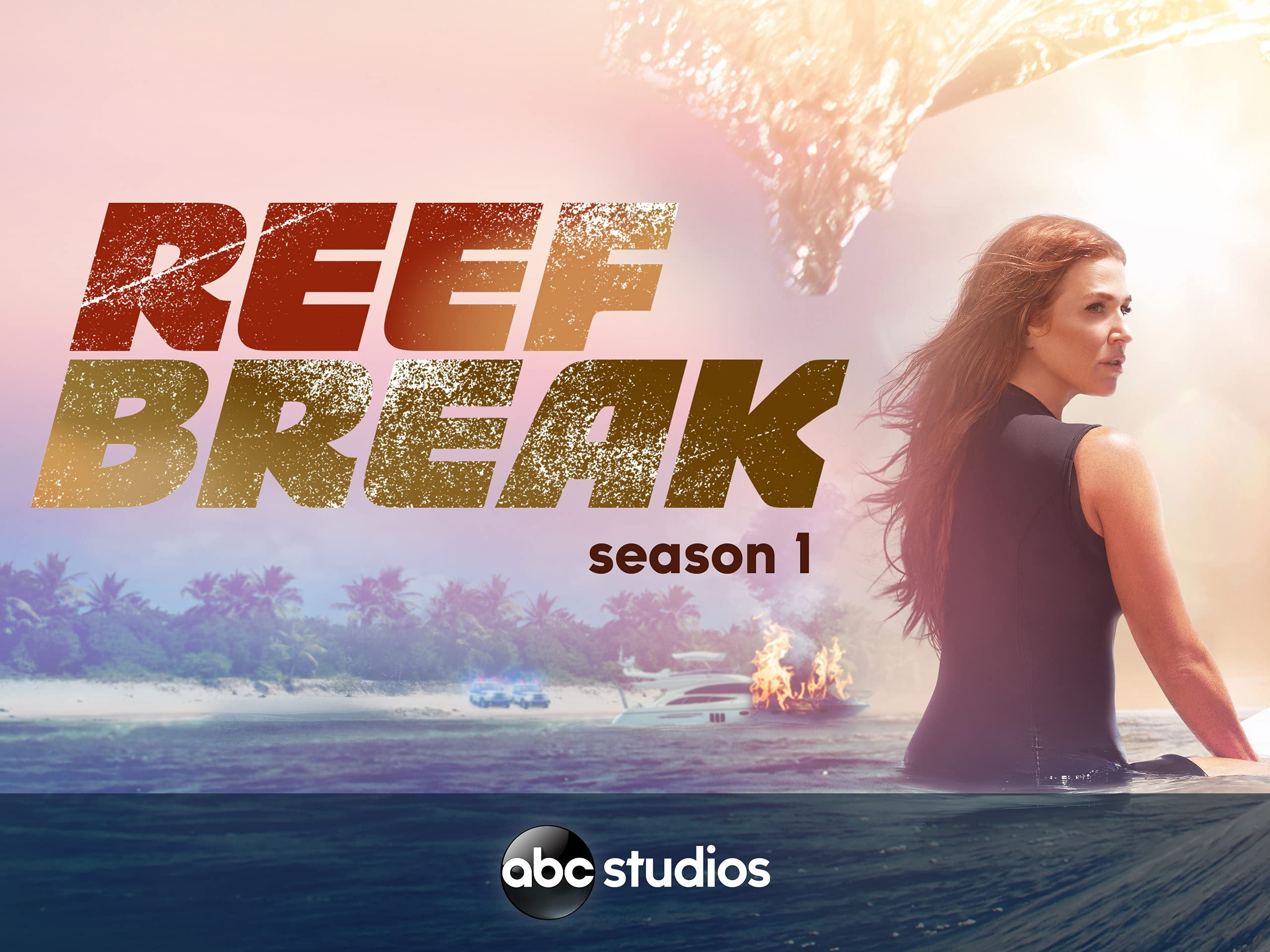 Reef Break on Amazon Prime Video UK