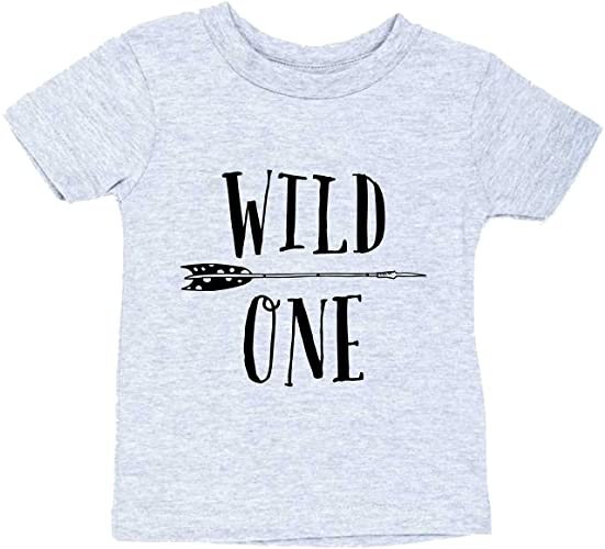 Amazon Wild One Shirt First Birthday 1st Boy