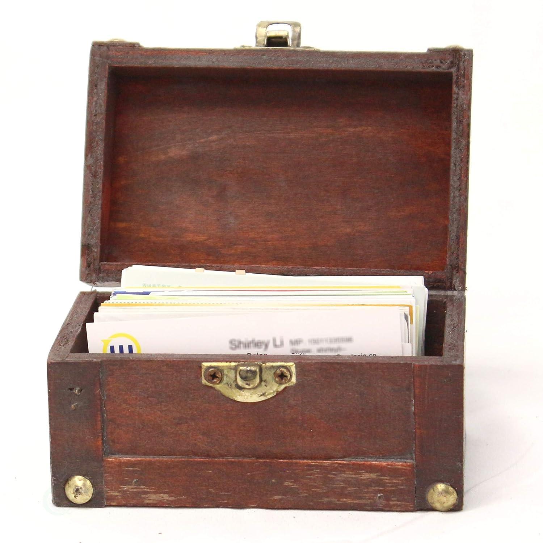 8c103975548fda Amazon.com: Vintiquewise(TM) Mini Treasure Chest, Small: Home & Kitchen