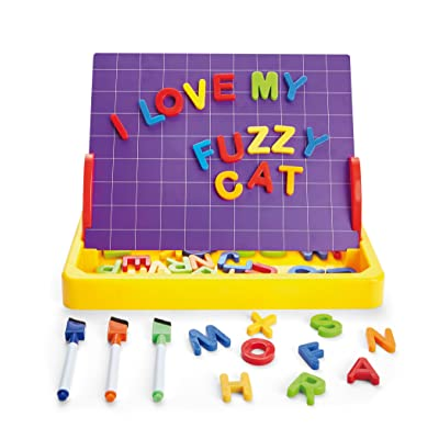 Kidoozie 2 in 1 Magnetic Art Desk: Toys & Games