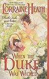 When the Duke Was Wicked (Scandalous Gentlemen of St. James Place)
