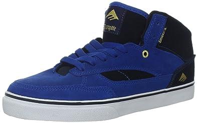 Emerica Westgate, Baskets Basses Homme, Azul (Blau (Blue/Navy 640)), 39 EU/7 US