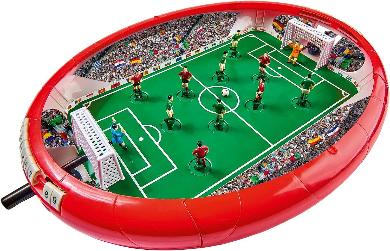 noris Fußball Arena-Aktionsspiel für Die ganze Familie-Spielzeug ...
