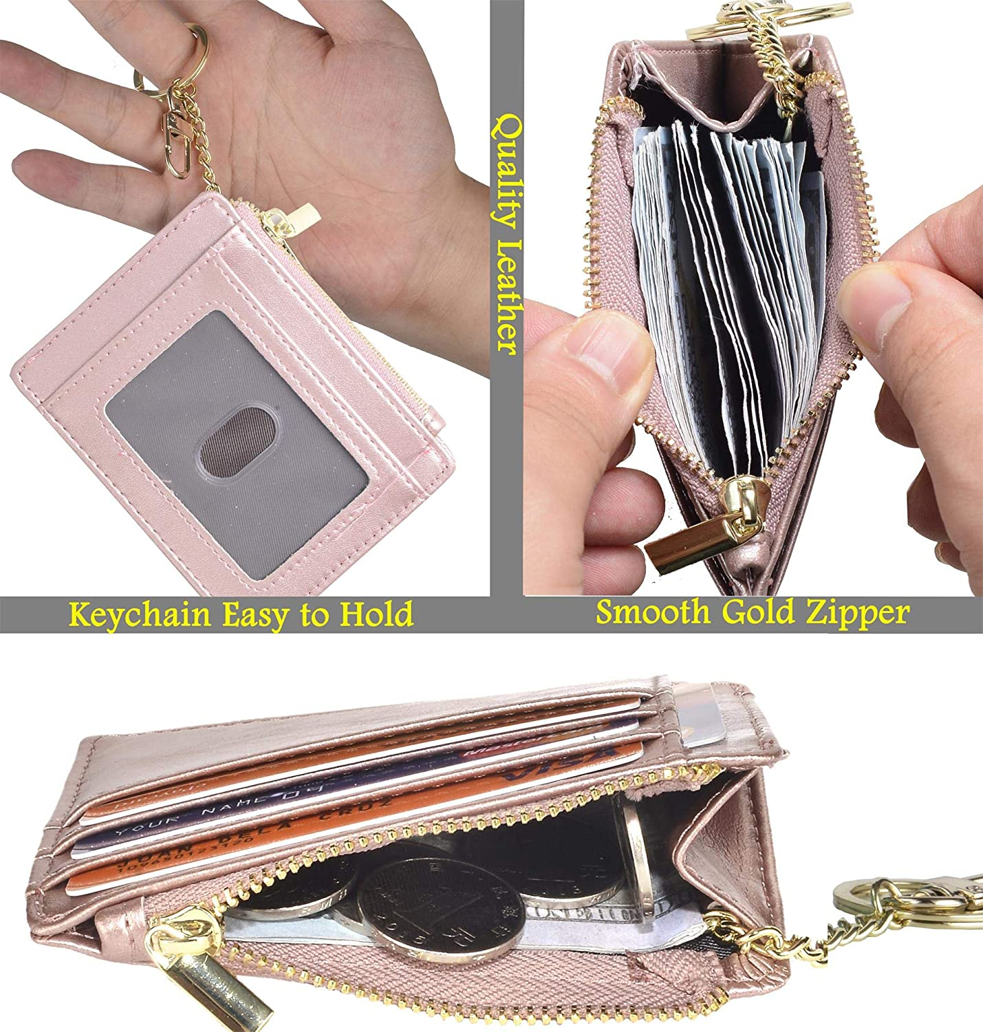 LJSLYJ Cotton Lace Children Organizer Women Purse Bag Key Coin Money Holders
