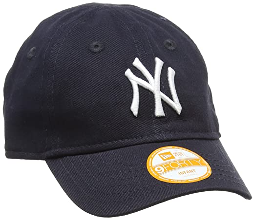 A NEW ERA Era Kids MLB Basic NY Yankees 9FORTY Adjustable Light Royal - Gorra para niños