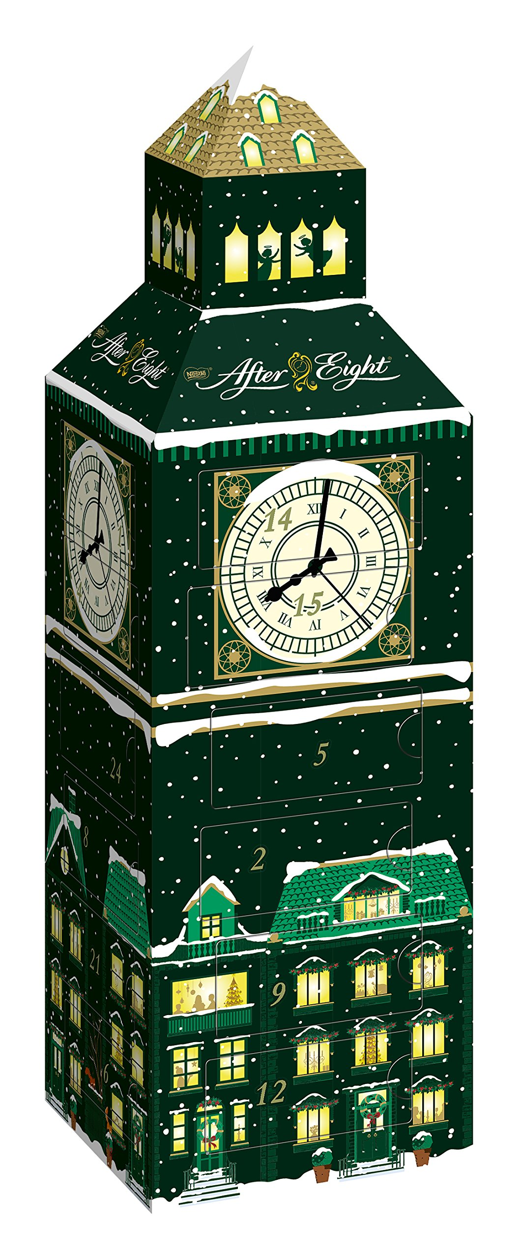 After Eight Adventskalender (advent calendar) Big Ben 185g (6.5oz)