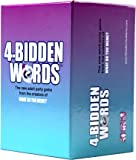 4-bidden words party game