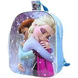 Girl's Disney Frozen Elsa & Anna Backpack Travel Bag with Adjustable Straps
