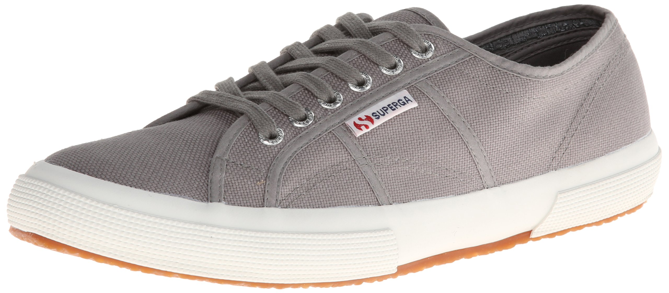 Superga Unisex 2750 Cotu  Grey Sage Classic Sneaker - 38 M EU / 7.5 B(M) US Women / 6 D(M) US Men