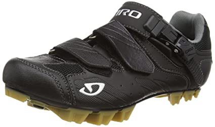 Giro Privateer Bike Shoe - Mens Black/Gum 41
