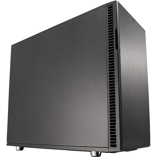 Fractal Design Define Mini C Mini-Tower Negro Carcasa de Ordenador - Caja de Ordenador (Mini-Tower, PC, ITX,Micro-ATX, Negro, Juego, 17 cm): Amazon.es: Informática