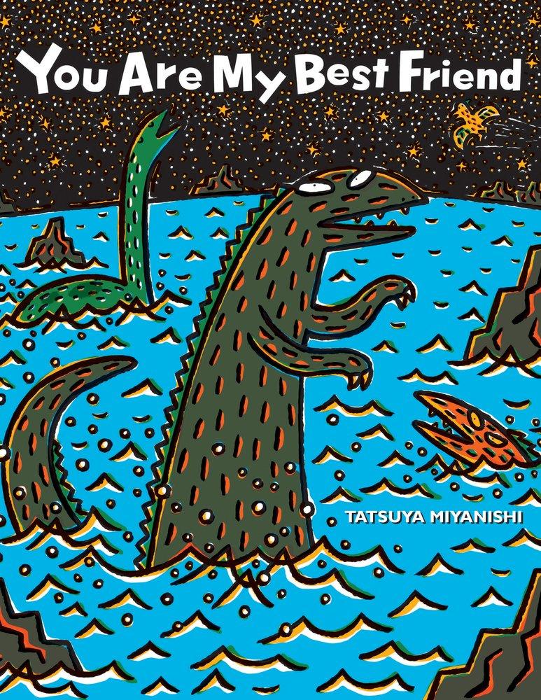 You Are My Best Friend Tyrannosaurus Series Tatsuya Miyanishi