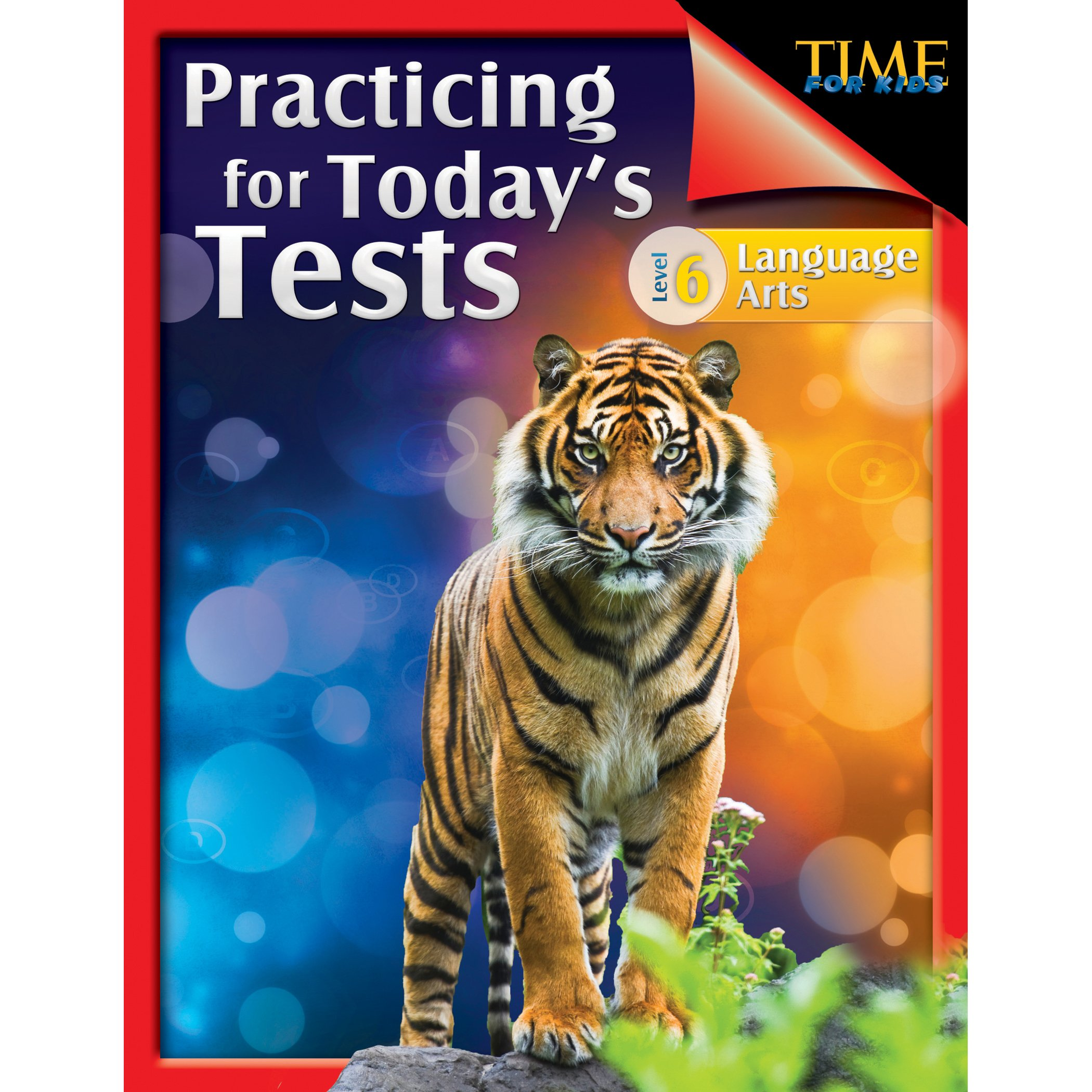TIME For Kids: Practicing for Today's Tests Language Arts Level 6 by Shell Education