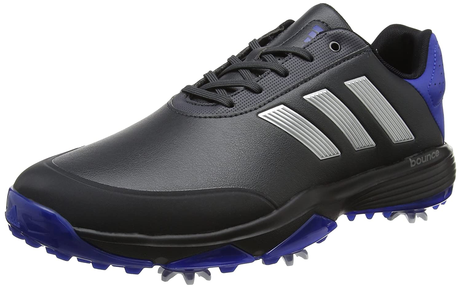 low priced 2dbf6 e4285 Adidas Adipower Bounce WD Scarpe da golf, UOMO, Nero  Grigio  Blu, 46  Amazon.it Sport e tempo libero