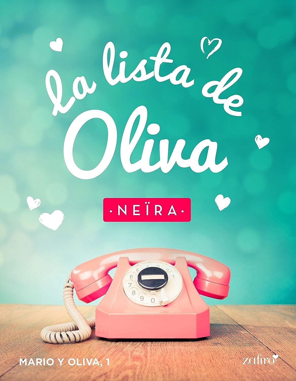 La lista de Oliva (Oliva y Mario nº 1) eBook: Andrea Longarela ...