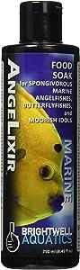 Brightwell Aquatics Angelixir - Free-Form Amino Acid Food Soak for Spongivorous Marine Fishes