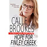 Hope for Finley Creek