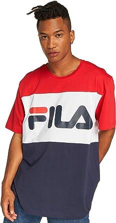 Fila 681244 T Shirt Hombre Violeta L: Amazon.es: Ropa y accesorios