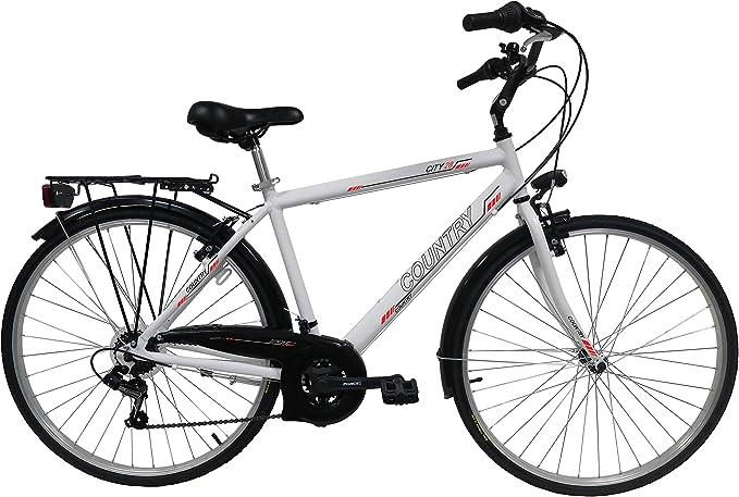 Country - Bicicleta de montaña para hombre, ruedas 20 pulgadas ...
