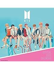 BTS Square 2020 Calendar - Official Square Multi Language Format Calendar