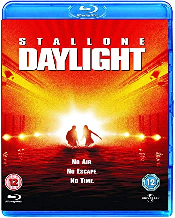 Poster of Daylight 1996 Full Hindi Dual Audio Movie Download BluRay 720p
