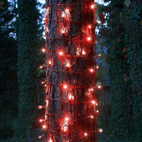Traditional Christmas Lights.Stretchnet Pro Expandable Christmas Net Lights Tree Wrap Lights Trunk Wrap Lights Column Christmas Lights Column Wrap Lights 50 Lights 20 X
