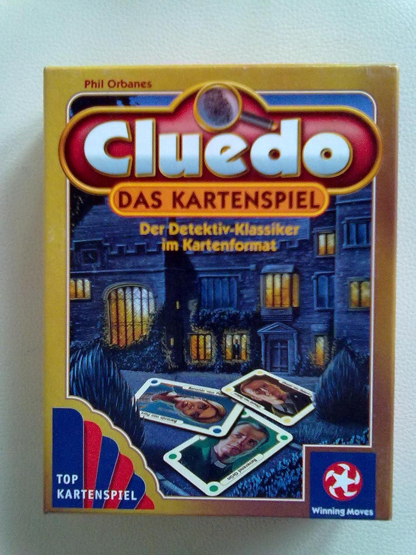 juego de cartas) Cluedo: Amazon.es: Juguetes y juegos