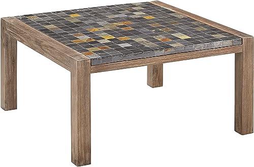 Morocco Slate Coffee Table