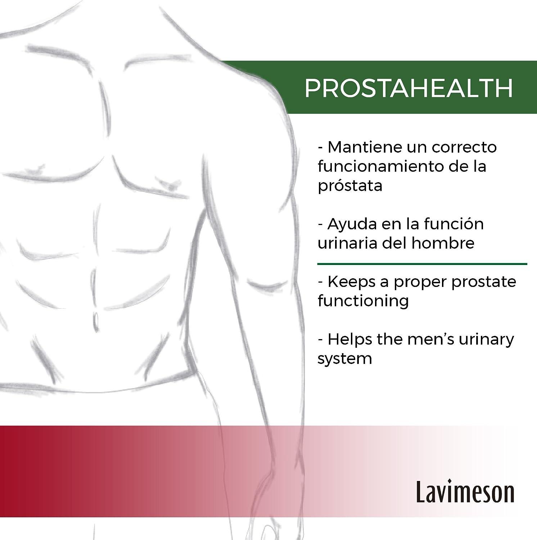 Disminuye la inflamación de la próstata, normaliza la función urinaria, disminuye molestias urinarias, 15 comprimidos