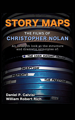 Story Maps: The Films of Christopher Nolan (The Dark Knight Trilogy; Inception; Memento; The Prestige)