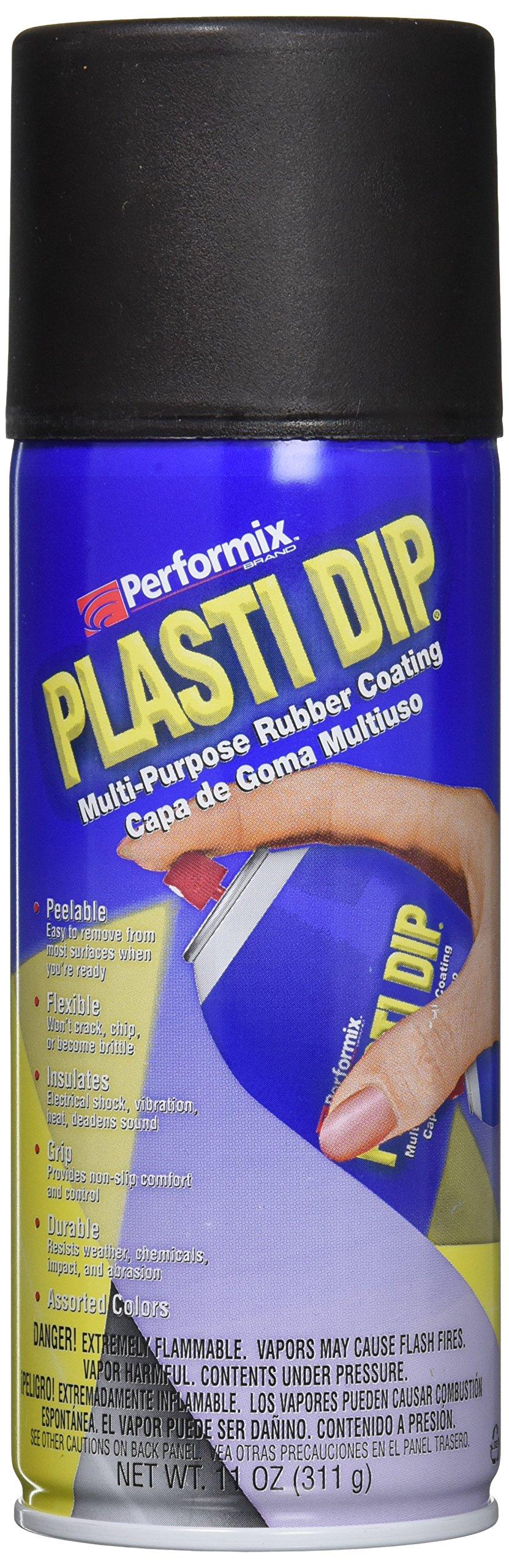 PLASTI DIP SPRAY 311 NOIR MAT GR 11 oz 100% original américain