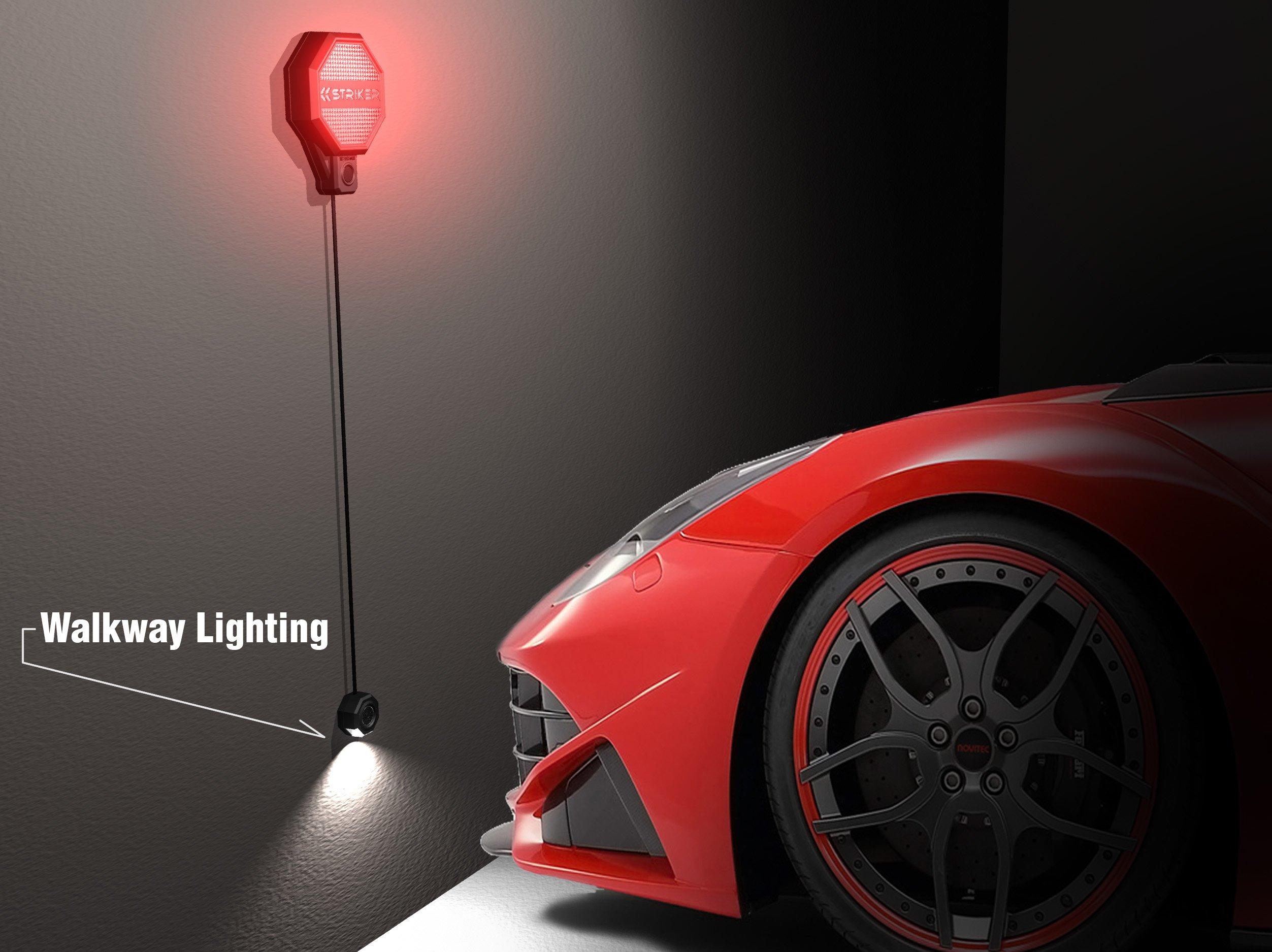 Striker Adjustable Garage Parking Sensor - Parking Aid by Striker Concepts (Image #5)