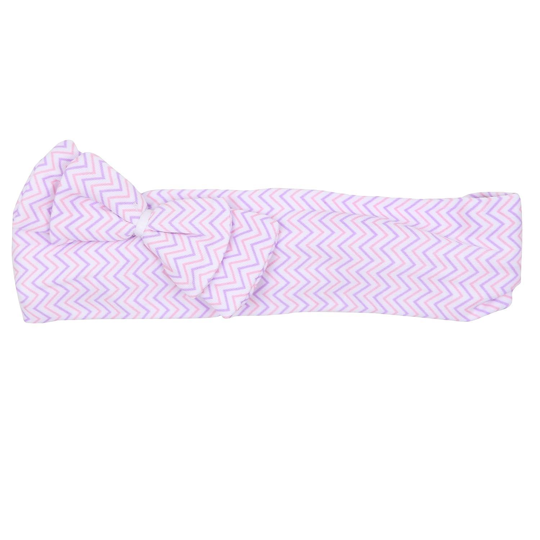 Magnolia Baby Baby Girl Splish Splash Headband Pink