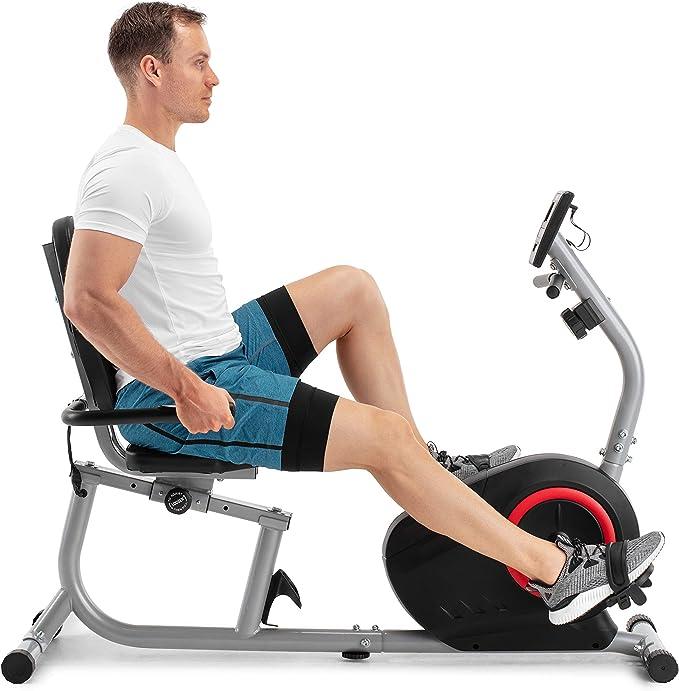 CADENCE Unisex - Bicicleta estática reclinada STARTFIT R, negro y ...