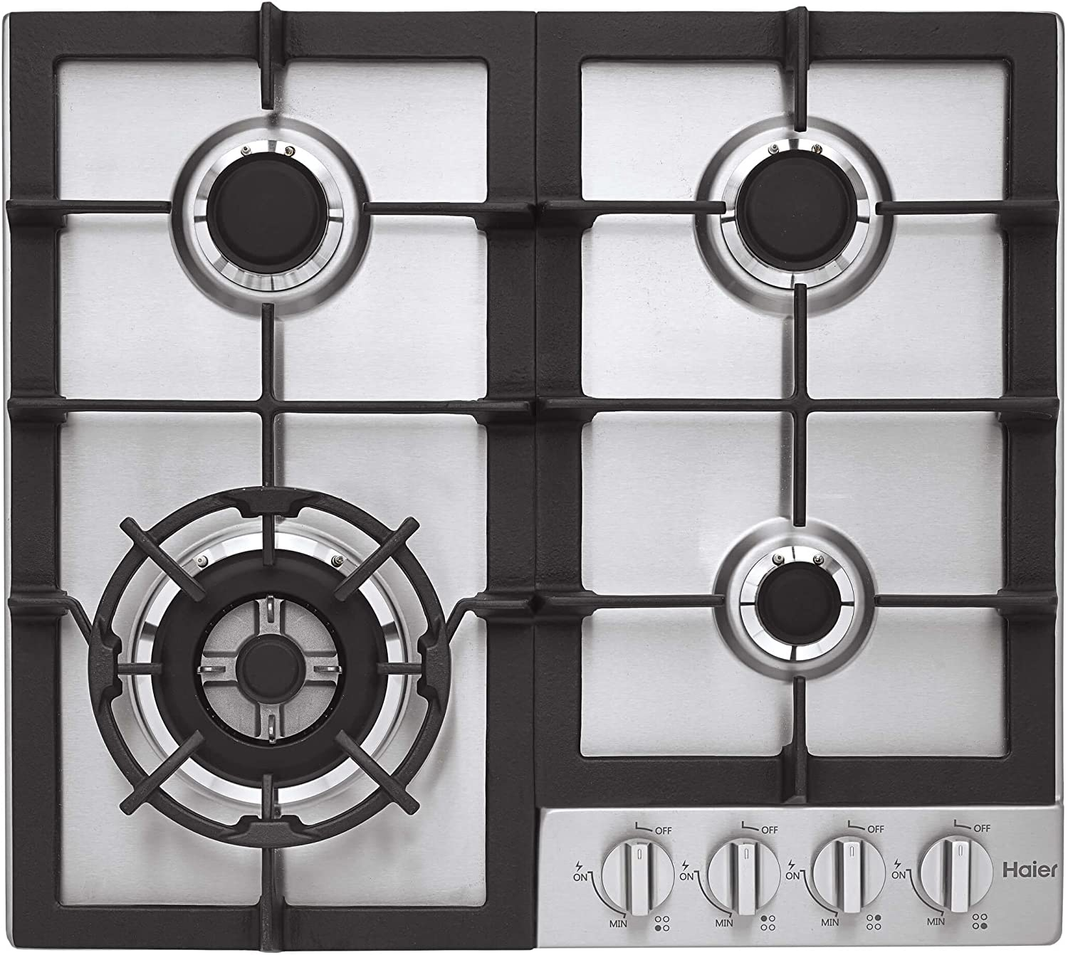 """22.81"""" Gas Cooktop with 4 Burners 81Xm2BzWW6sLSL1500_"""