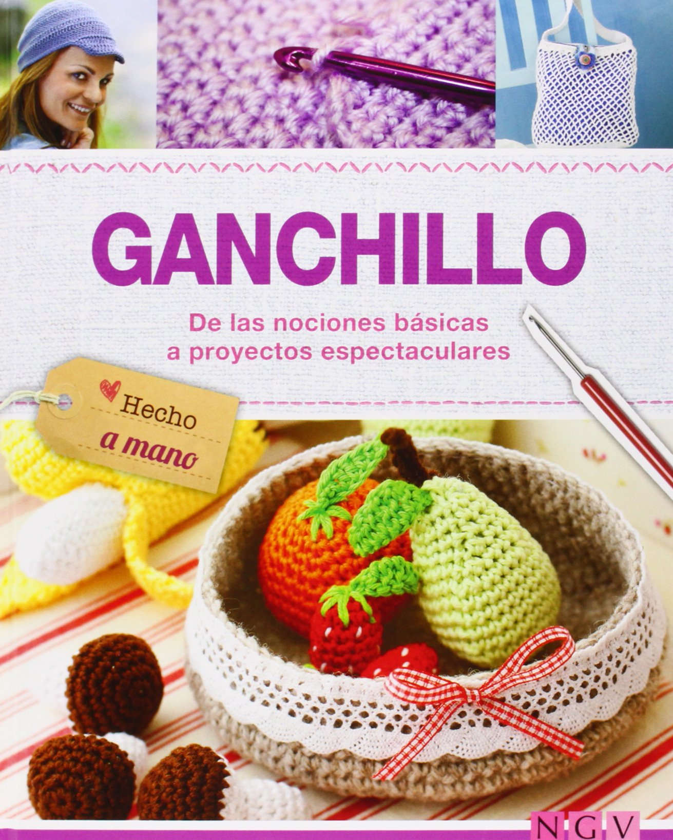 GANCHILLO - NGV (Spanish) Hardcover