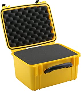 product image for Seahorse SE-540F Waterproof Protective Hardcase with Foam (Yellow)