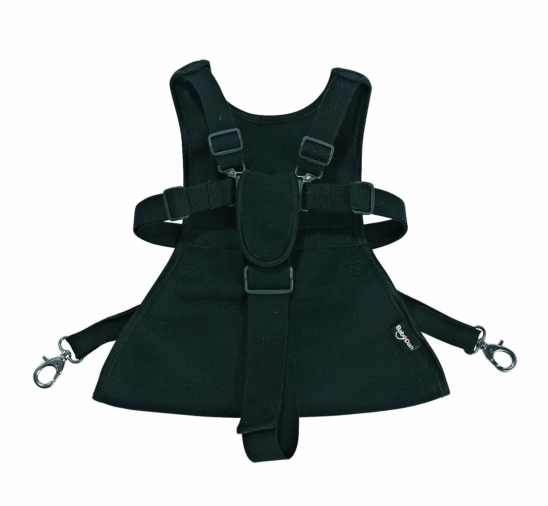 schwarz 6-36 Monaten Baby Dan 3020-11-85 Sicherheitsgurt f/ür Kinderwagen//Lux-harness