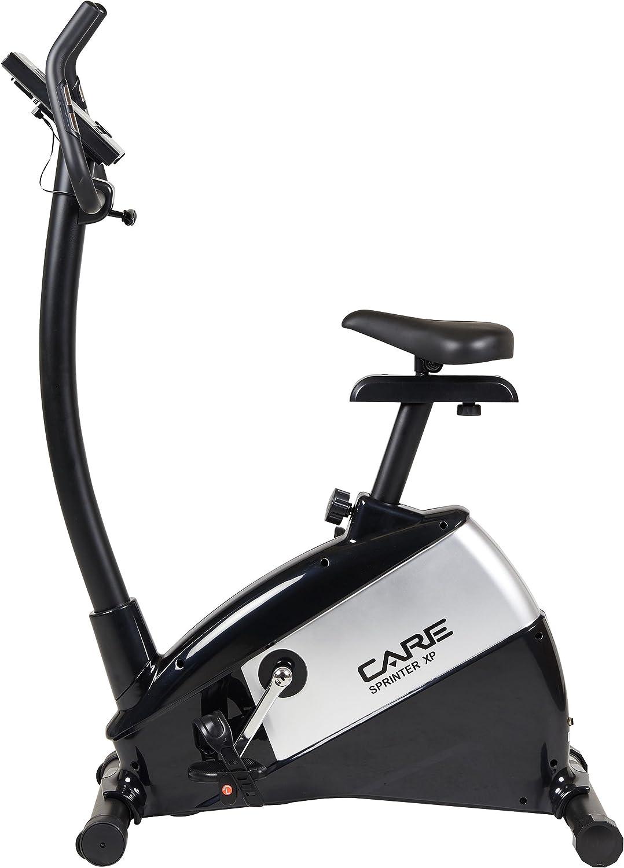 CARE Sprinter XP | 14 programas | Cardiofrecuencímetro | Frenado magnético: Amazon.es: Deportes y aire libre